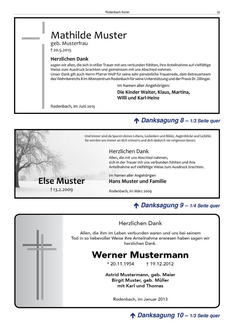 musterbuch_anzeigen_rkpdf pdf dokument 52 mb - Trauerreden Beispiele